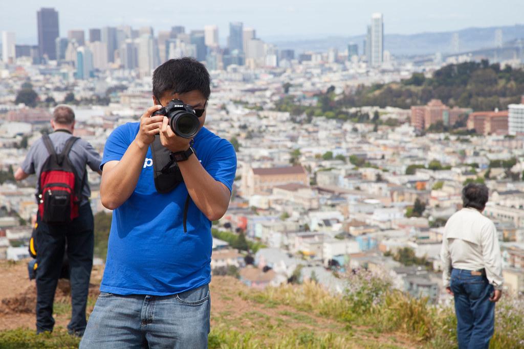 Flickr 10 Photowalk San Francisco