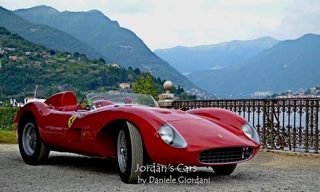 Ferrari 500 Trc Spider Scaglietti 1957