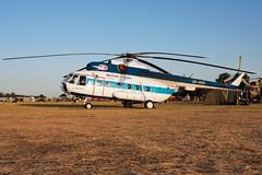 Motor Sich / Mil Mi-8MSB / UR-MSF / Kecskemét Air Base / 04.08.13