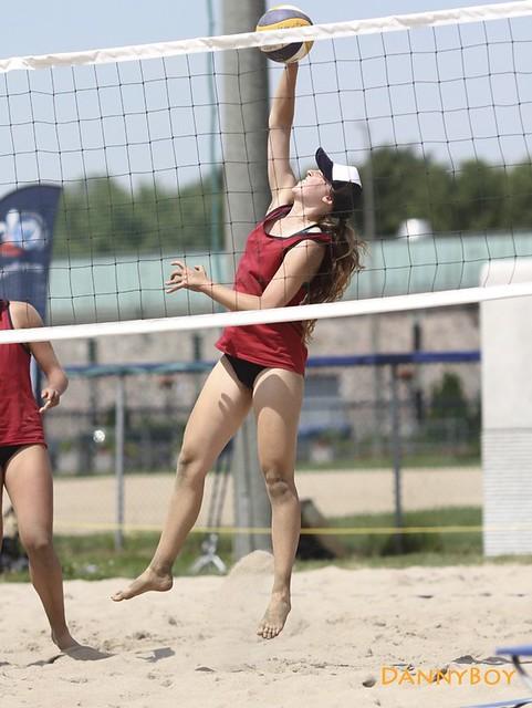 CQE#2  Beach volleyball tournament @ Montreal, Boucherville, Quebec