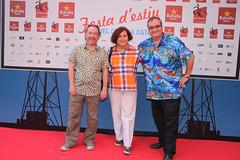 Ferran Lahoz, Maria Lluïsa Pujol, Jordi Bonet