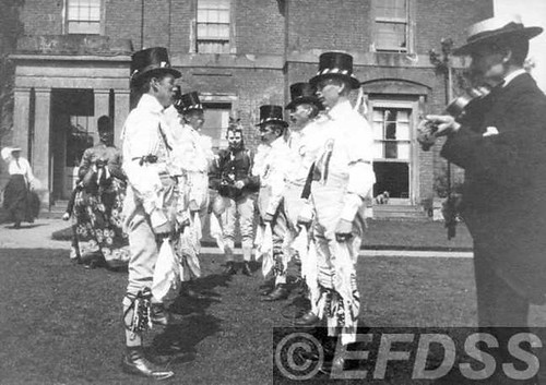 D21 Morris dancers