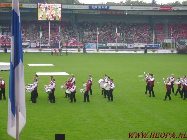 2007-07-16 Startbewijs op halen en vlaggen parade. (57)