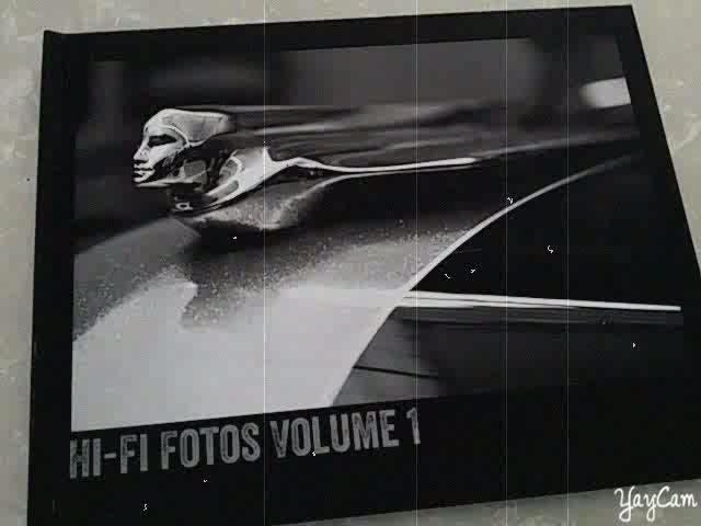 Hi-Fi Fotos Book