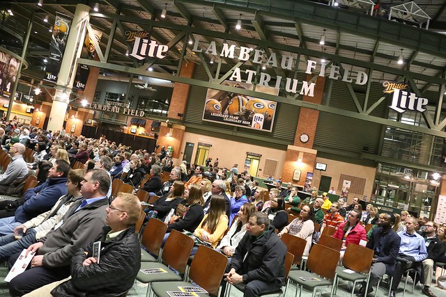 Lambeau Lectures 2017