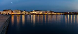 Moonlight in Trieste... | by mesanac76
