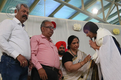 Baba Hardev Singh Philanthropist Award to Holy daughter Renuka Ji