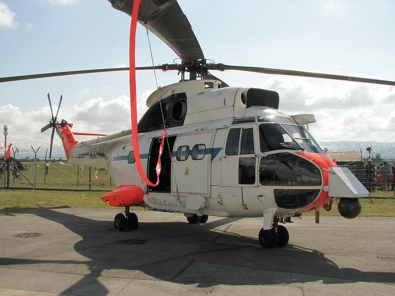 Aerospatiale SA330B 5