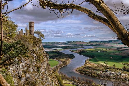 scotland nikond3300 landscape kinnoullhill perthandkinross perth kinnoulltower rivertay architecture marilynconnor