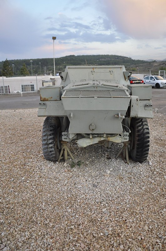 Scout Car Ford Mk.1 7