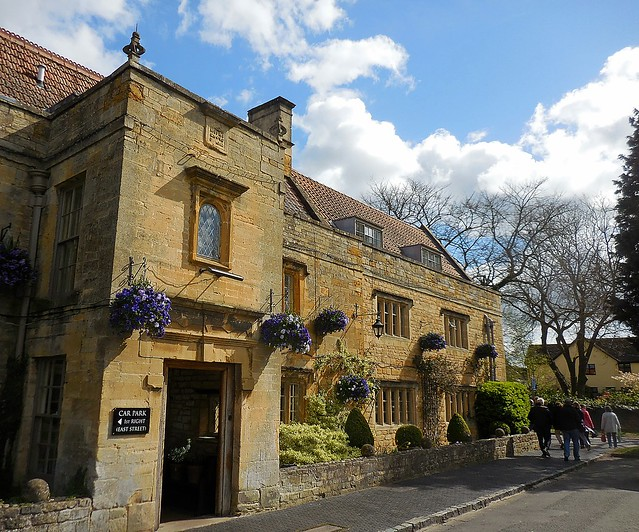Moreton in the Marsh-The Manor House Hotel