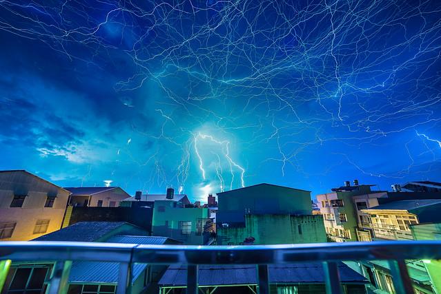 蜘蛛人索爾(?)/Lightning Night