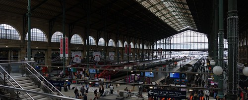Gare du Nord | by paul cripps