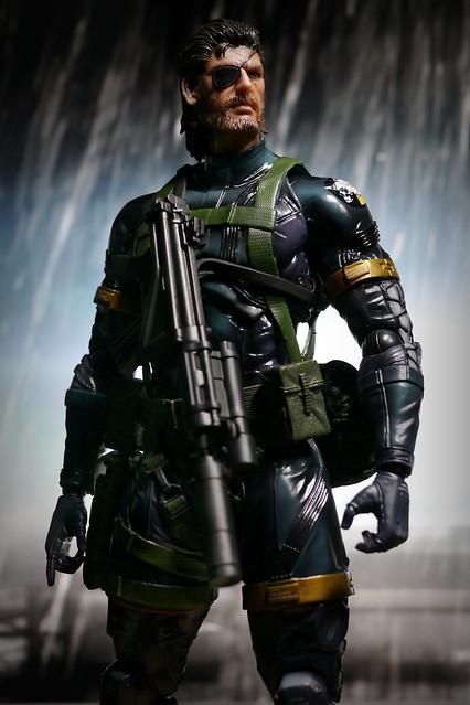 Play Arts Kai Metal Gear Solid V Ground Zeroes Big Boss