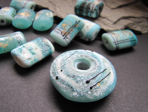 Patina beads 009 | by GaysieMay