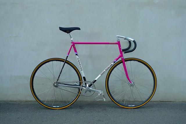 Merckx Telekom Pista