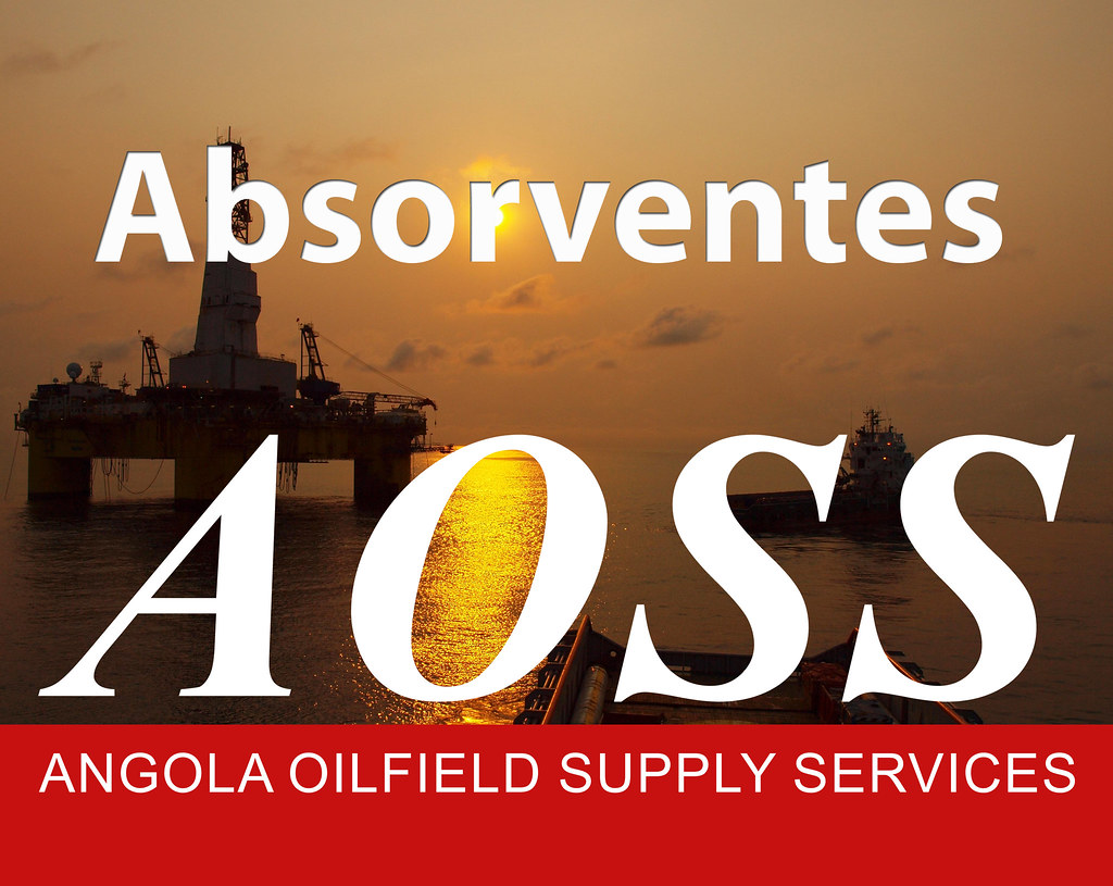 ABSORVENTES | AOSS Angola Oilfield Supply Services | Flickr