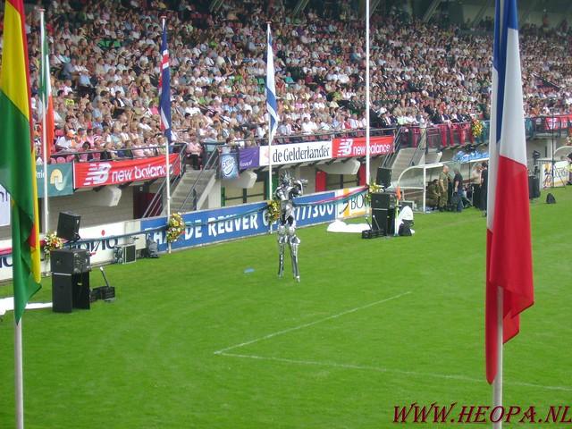 2007-07-16 Startbewijs op halen en vlaggen parade. (65)