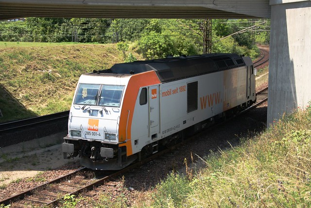 HVLE 285 001-4.  Blankenburg  3/07/2014.