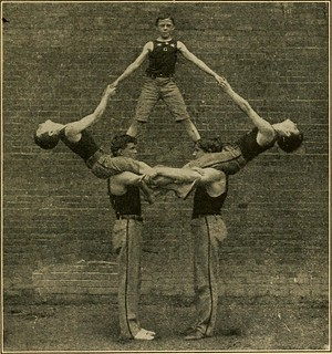 """Image from page 32 of """"Pyramid building .."""" (1909) 