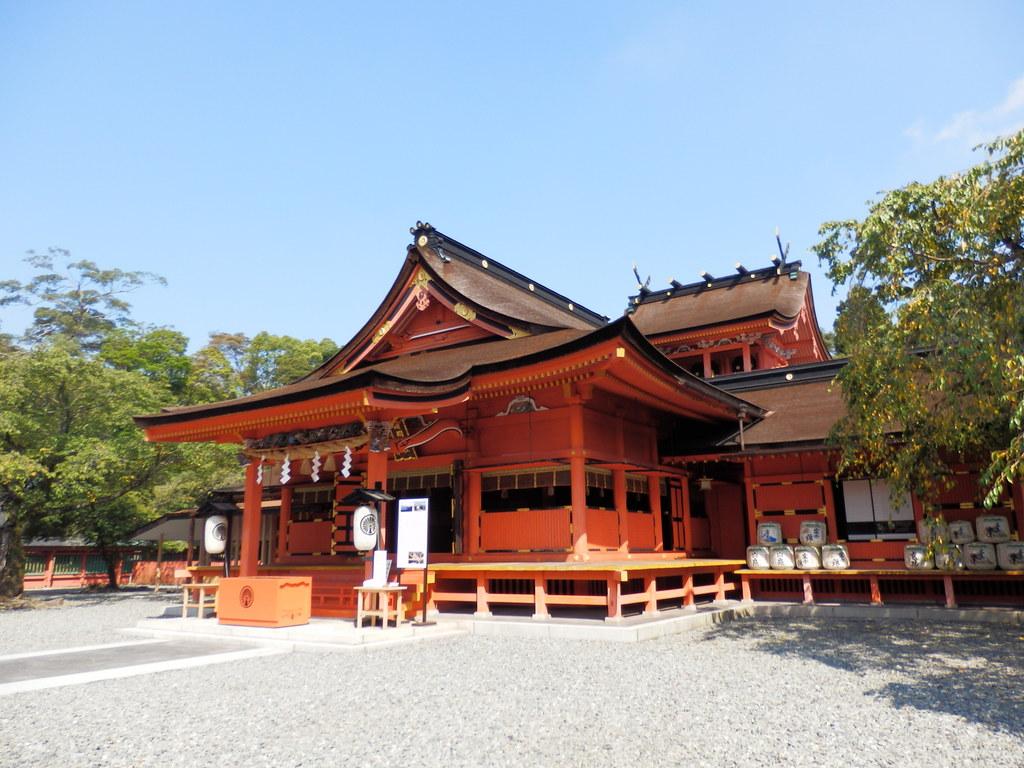 Fujisan Hongu Sengen Taisha