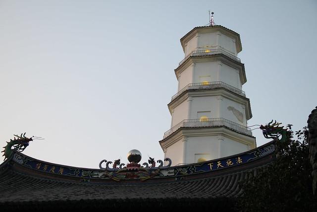 Bai Ta White Pagoda Temple