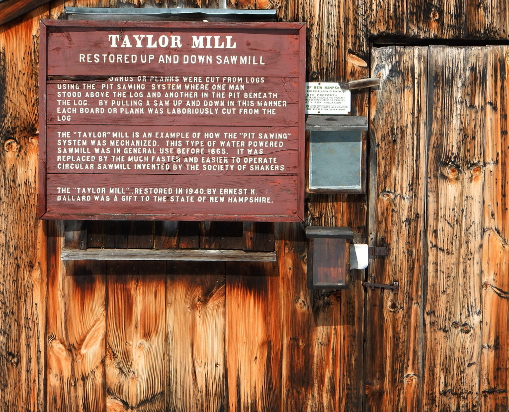 Taylor Mill on Ballard Pond | Derry NH | Wendy | Flickr
