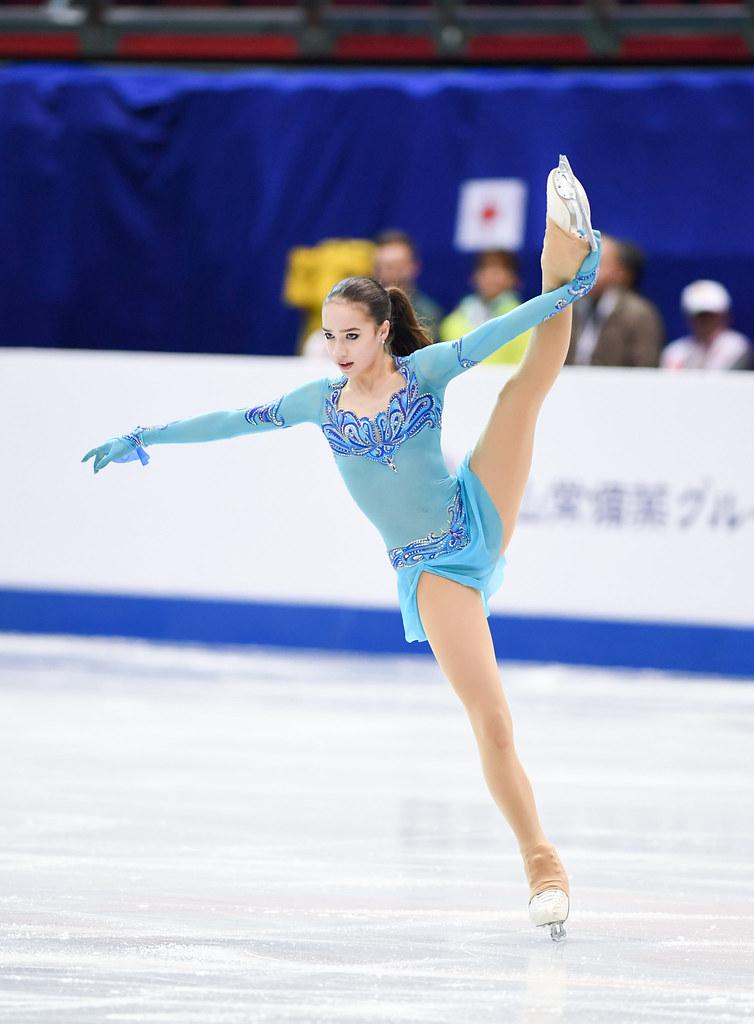 Alina ZAGITOVA | Alina ZAGITOVA @ISU World Junior Figure ...