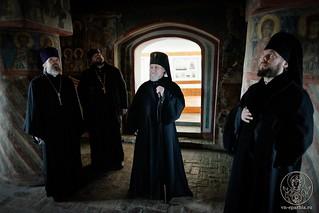 Литургия в Покровском соборе 450
