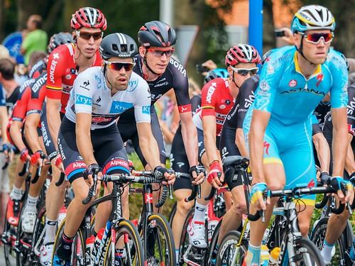 Tour de France 2015 - Peloton - Haastrecht - Zuid-Holland - Pays-Bas   by Frans Berkelaar