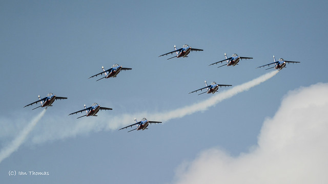 French Air Force Alpha Jets