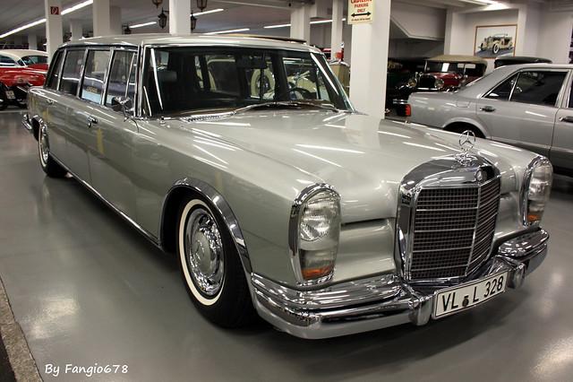 Mercedes-Benz 600 Pullman (w100) 1965