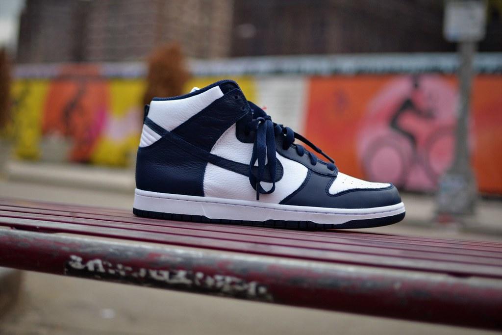 new style a3d0f 453f1 Nike Dunk High Retro - Villanova | Jamar Rockett | Flickr