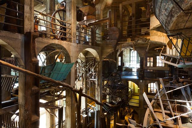 doylestown - mercer museum 13