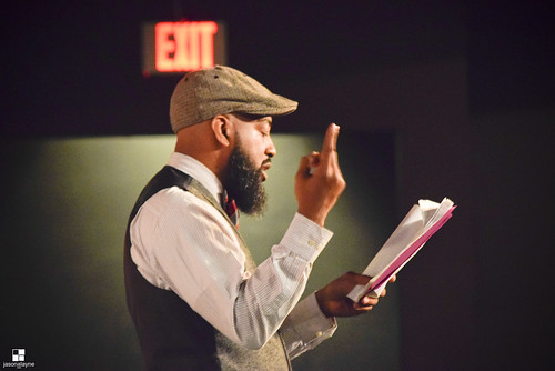 poetry slam 1 featuring moody black | by jasonalayne