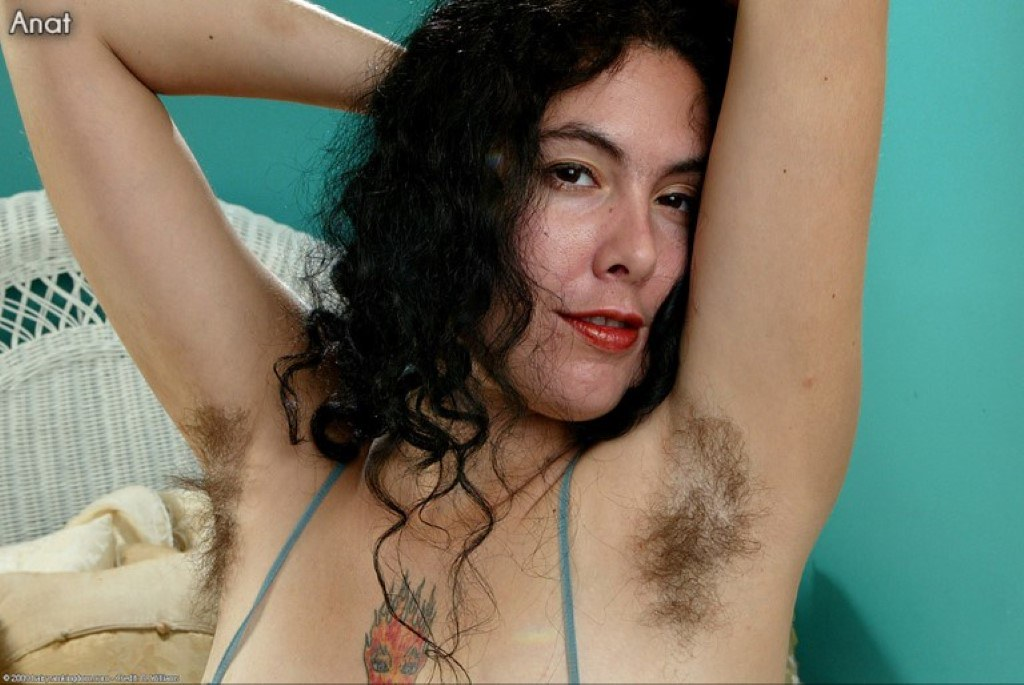 I Stopped Shaving My Armpits For An Entire Summer