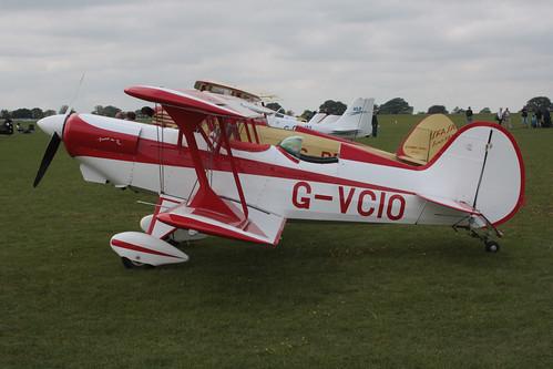 G-VCIO EAA Acrosport 2 [PFA 072-12388] Sywell 030911