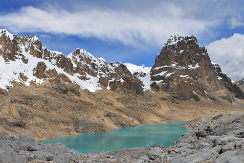Nevados Puscanturpa and Laguna Huanacpatay. | by Pikes On Bikes