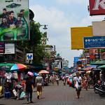 Bangkok, viajefilos en Khaosan Road 01