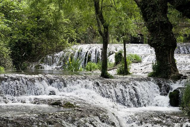 Parque Natural del Monasterio de Piedra, Los Vadillos