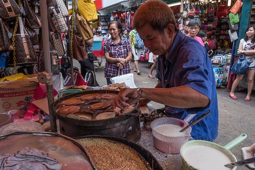Pancake man at Chinatown Markets in Kuala Lumpur, Malaysia.jpg | by crystalcastaway