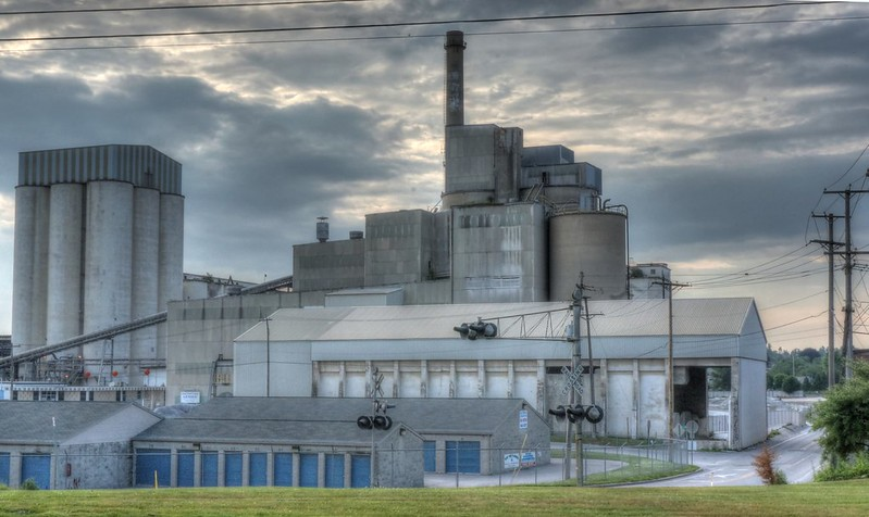 Cement Works