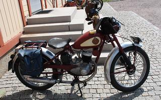 Nymans Verkstäders motorcykeln