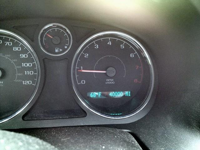 40,000 miles on my 2008 ride.