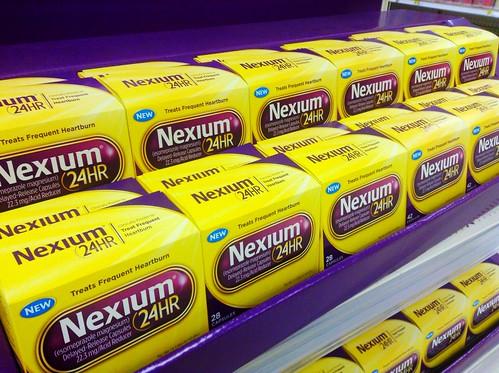Nexium | by JeepersMedia