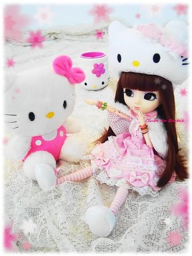 Lalique - Hello Kitty ♥~ - O tempo aqui continua péssimo p ...