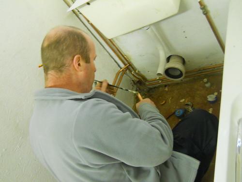 Intensive Plumbing Course 08-10-2012 03 | Participants ...