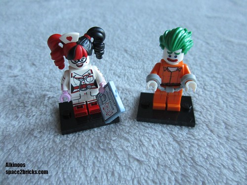 Lego Minifigures The Lego Batman Movie p5