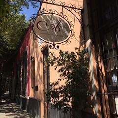 Calle Francisco Sosa, Coyoacan