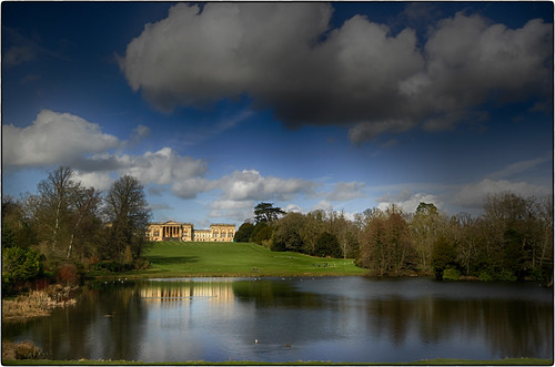 stowe nationaltrust architecture buckinghamshire clouds reflection capabiltybrown